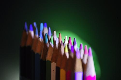 Lápices de colores 002
